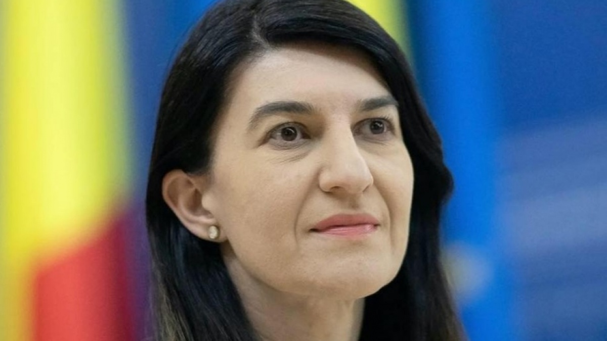 Violeta Alexandru, actualul ministru al Muncii