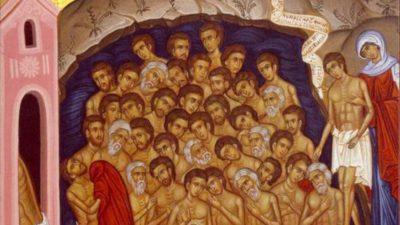 9 martie 2020, Sfinții 40 de mucenici. Ce să faci astăzi ca să îți meargă bine tot anul