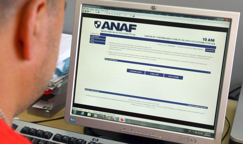 Este oficial: Reguli noi de la ANAF pentru toți cei care au conturi în bănci. Totul se pune în aplicare de pe 27 martie