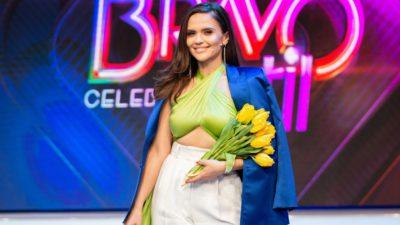 Cristina Șișcanu, fără lenjerie la TV. Cum s-a afișat soția lui Mădălin Ionescu la Bravo, ai stil! Celebrities
