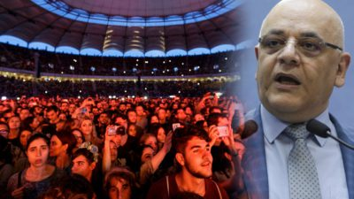 Raed Arafat a găsit soluția pentru teatre, meciuri și adunări de peste o mie de oameni. Ce trebuie să facă instituțiile pentru a ține totuși evenimentele