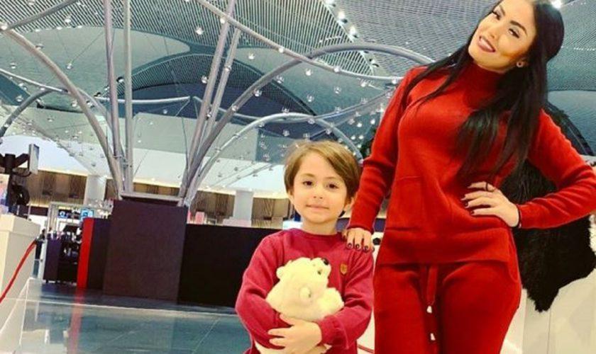 Andreea Mantea, decizie fără precedent în legătură cu fiul său. Ce se întâmplă în Turcia?