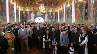 Slujbele la biserică, interzise până pe 31 martie. Primul județ din țară care a luat această măsură