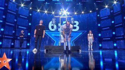 Cel mai șocant moment de la Românii au Talent! Cât a rezistat sub apă Christian Wedoy. VIDEO