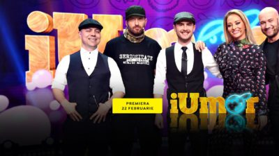 iUmor Live Stream Online pe Antena 1 – Ediția de sâmbătă, 21 martie