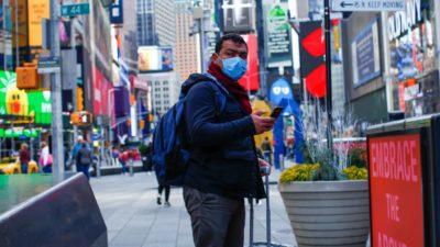 La New York, stare de urgență: cât de gravă a devenit epidemia din Statele Unite ale Americii