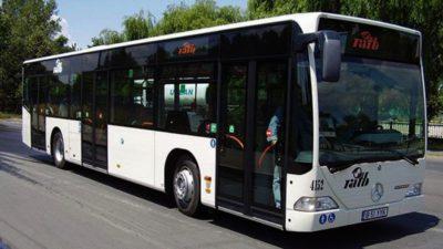Primul oraș din România care suspendă transportul în comun, din 25 martie. S-a impus o singură condiție