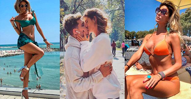 Ramona Olaru și Cuza nu mai formează un cuplu
