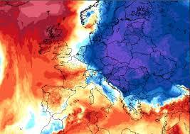 Val de aer polar peste Europa! Efectele sunt îngrijorătoare