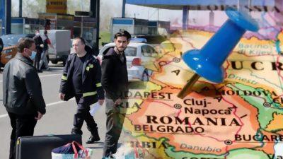 Alertă la granița României, în ciuda restricțiilor. Câte mii de persoane au intrat în ultimele 24 de ore