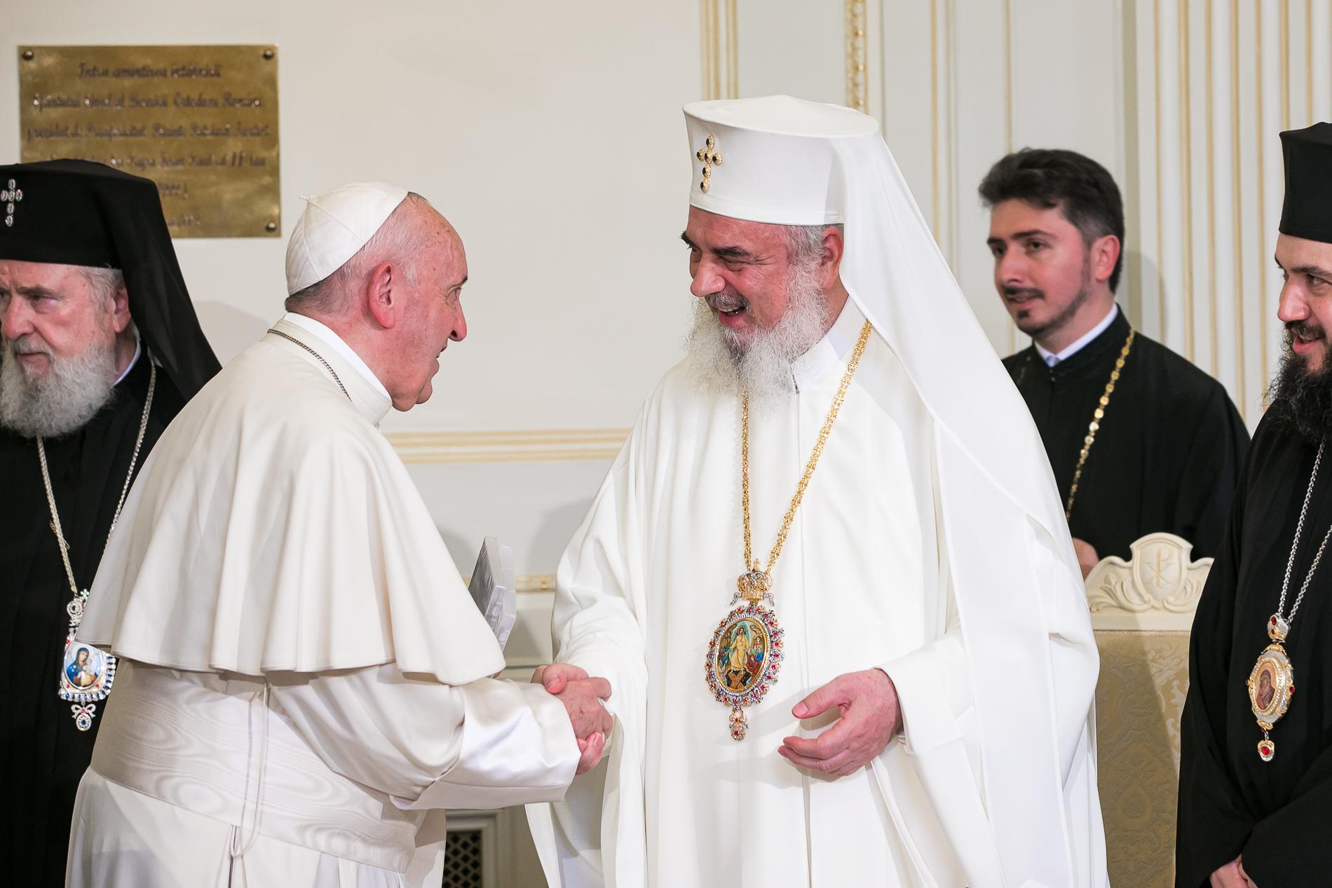 Care sunt diferențele între Biserica Catolică și cea Ortodoxă