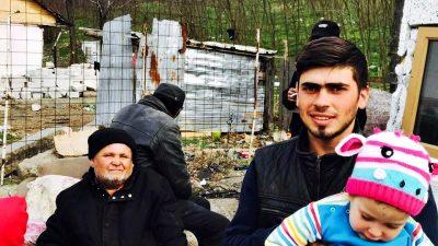 Ce s-a întâmplat cu Sergiu, tăticul călăreț, după ce a primit o casă. Imaginile au fost făcute publice