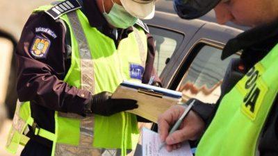 Ce spune Poliția Română despre norma de amenzi pe care o are de făcut