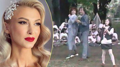 Cum arăta Andreea Bălan, în prima apariție la TV. Avea doar 10 ani și i-a cucerit pe români din primul moment