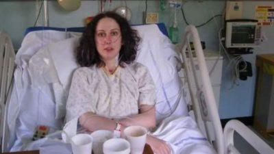 """Femeia care știe că va muri sigur după ce va fi infectată. Și-a făcut deja testamentul și scrisoarea de """"adio"""""""