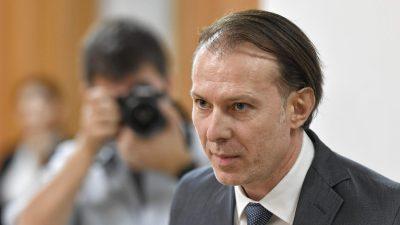 Florin Cîțu desființează planul propus de Streinu Cercel. Anunțul făcut acum pentru români