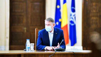 Klaus Iohannis spune ce măsuri se vor lua după 15 mai. Starea de urgență, înlocuită cu starea de alertă