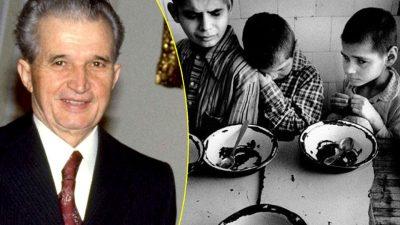 Cum ar fi oferit Nicolae Ceaușescu extratereștrilor copiii din orfelinate. Cel mai înfiorător mit despre dictator