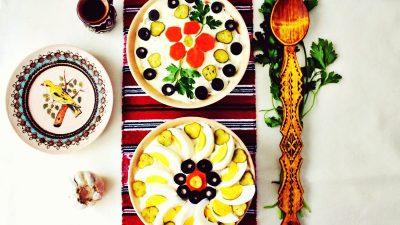 Salata de boeuf, rețeta originală. Cum trebuie să echilibrezi cantitatea de ingrediente