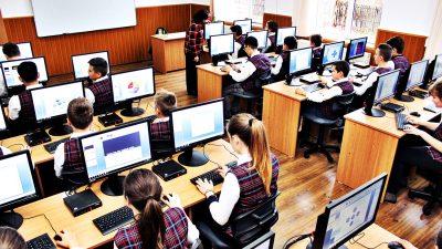 Unde pot intra elevii pentru cursuri online gratuite. Aici se pot pregăti și pentru examene