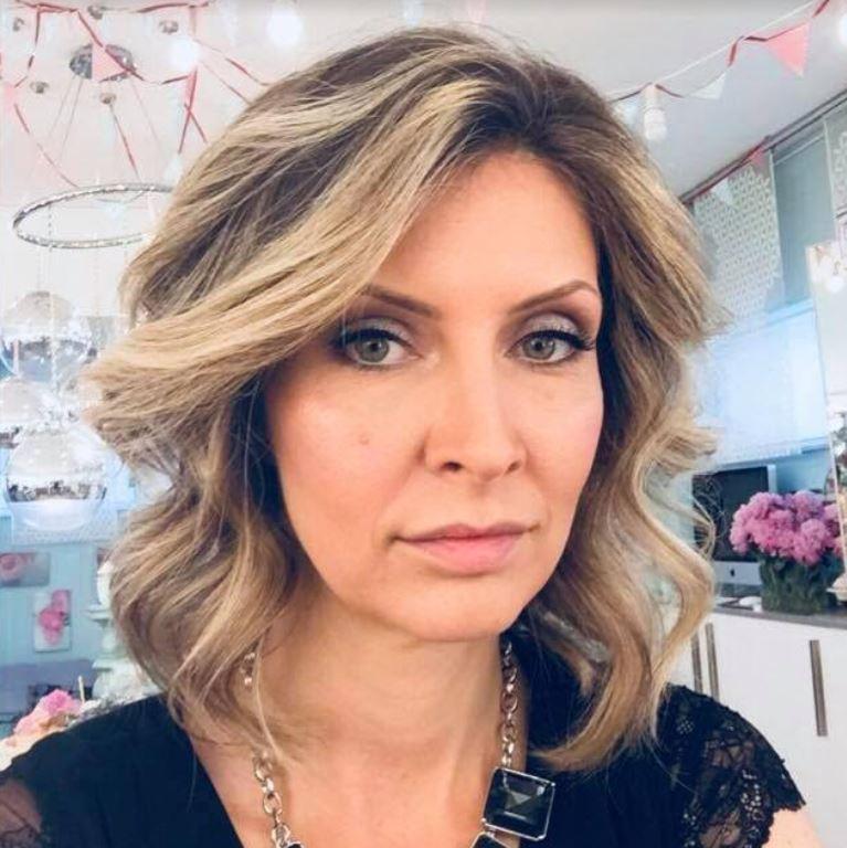 Tereza, fosta soție a lui Radu Vâlcan