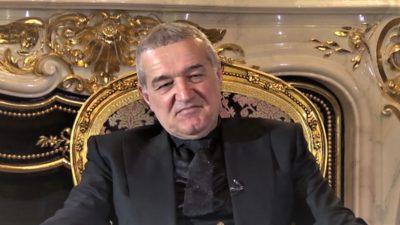 Gigi Becali, gestul care a impresionat o țară întreagă. Ce a făcut pentru un om căzut pe stradă