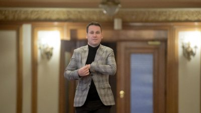Robert Negoiță și-a lansat noul partid. S-a despărțit săptămâna trecută de PSD