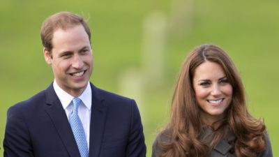 Gest incredibil făcut de Kate Middleton și Prințului William. Imaginile sunt o premieră