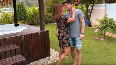 Mama lui Neymar are un iubit mai tânăr decât fiul ei. Imaginile care au stârnit valuri de reacții