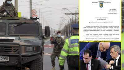 Noua ordonanță militară 7, prevederi: Noi restricții și măsuri pentru români. Document