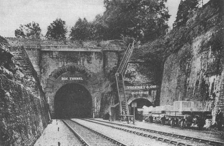 Misterul tunelului Box Tunnel, descifrat de cercetători