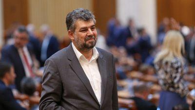Marcel Ciolacu, la un pas să piardă șefia PSD. Ce fac acum oamenii lui Liviu Dragnea