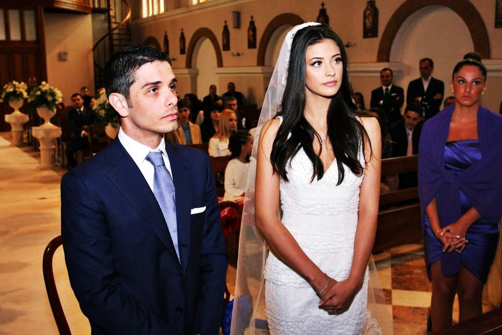 Antonia s-a căsătorit cu Vincezo Castellano la doar 22 de ani