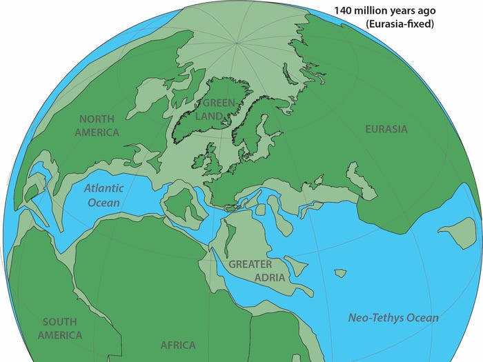 Continentul secret descoperit sub Europa. Ce au aflat acum cercetătorii despre misterioasa Adria