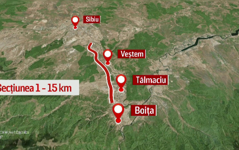 Încă o veste mare: ce se întâmplă acum cu autostrada Pitești- Sibiu