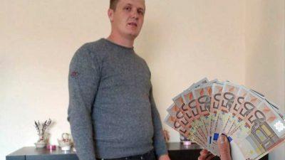 Acest bărbat din Timiș a descoperit 95.000 de EURO într-un dulap second-hand cumpărat de pe OLX. Ce a făcut cu banii