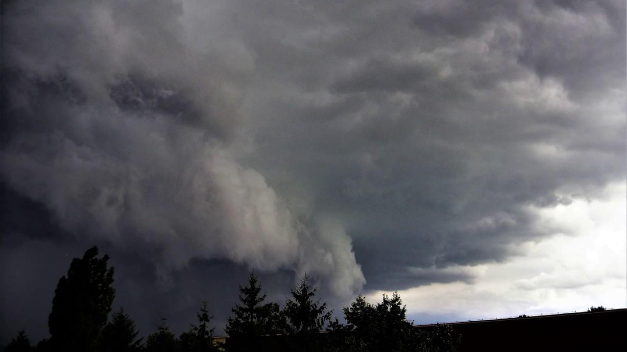 ANM a emis o avertizare de tip Cod galben de furtuni