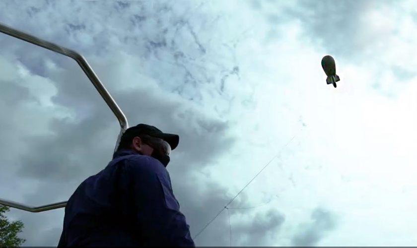 """Rușii au lansat """"Bomba Țarului"""" pe cer pentru a supraveghea poporul în izolare. Cum funcționează balonul """"EYE"""""""