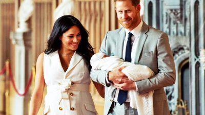 Ce s-a întâmplat de ziua lui Archie, fiul lui Meghan Markle și al prințului Harry. Ce a făcut regina Elisabeta