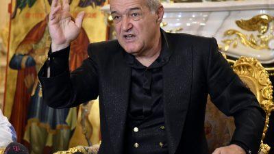 Gigi Becali depinde de o semnătură. Cine este omul care o poate bloca pe FCSB