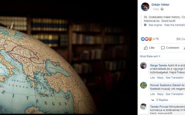 Mesajul Ungaria mare Viktor Orban