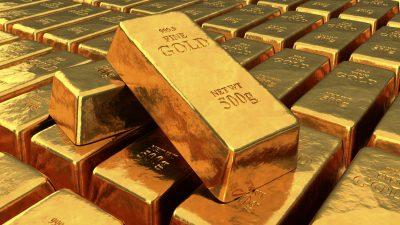 Motivul pentru care 550 de tone de aur au ajuns urgent la New York. Demers fără precedent