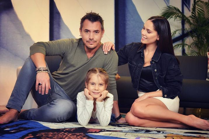 Răzvan Fodor și familia lui