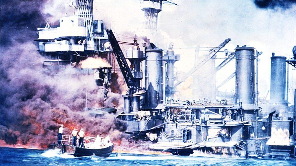 Atacul surpriză de la Pearl Harbor