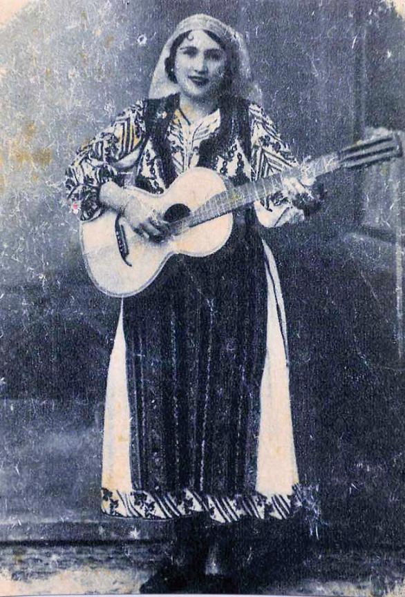 Maria Lătărețu a scris Lie, ciocârlie