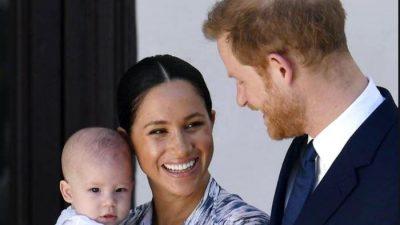 Cum au sărbătorit Meghan Markle și prințul Harry ziua de naștere a fiului lor, Archie. Cadoul înduioșător primit