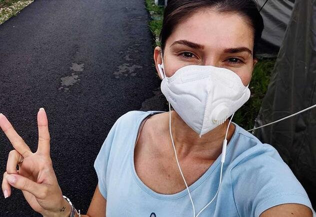 Alina Pușcaș a scăpat de chinul spitalului! Gestul superb al prezentatoarei