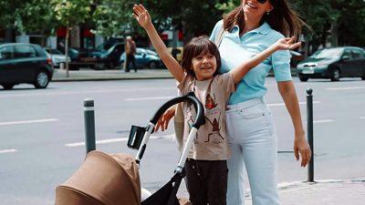 Dana Rogoz a făcut publică prima fotografie cu fetița sa, Lia Elena. Frumusețea ei depășeste orice imaginație