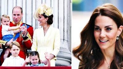Decizia pe care a luat-o Kate Middleton în legătură cu familia ei. Cei trei copii sunt vizați direct