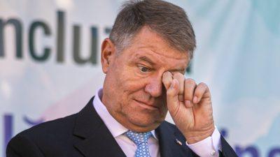 """Klaus Iohannis, pus la zid de ministrul de externe maghiar. """"Un extremist"""""""
